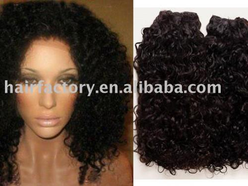 Hair Weaving Detailed About Brazilian Curly