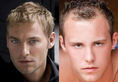 Haircut Styles For Men Thinning Hair