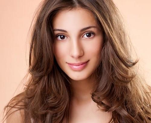 Haircuts For Long Thin Hair Round Face Hairstyles Faces