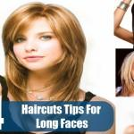 Haircuts Tips For Long Faces