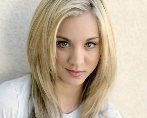 Hairstyle Celebrities Natural Blonde Hairstyles