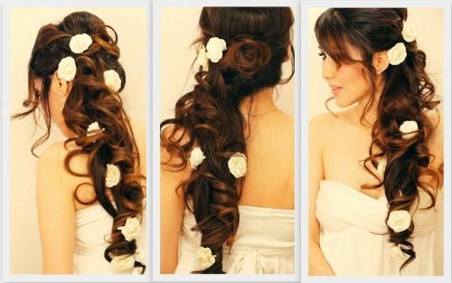 Hairstyle For Long Hairs