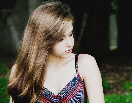 Hairstyle For Teenage Girls Side Comb Hairstyles