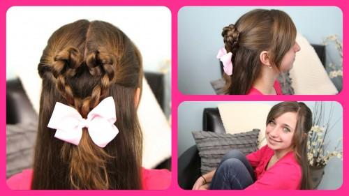 Hairstyles Cool For Girls Some Models Trendy