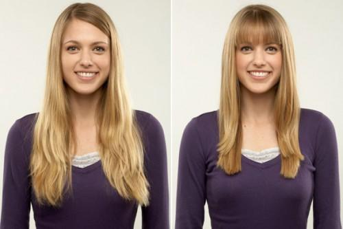 Hairstyles Face Shape Perfect Haircut For Long