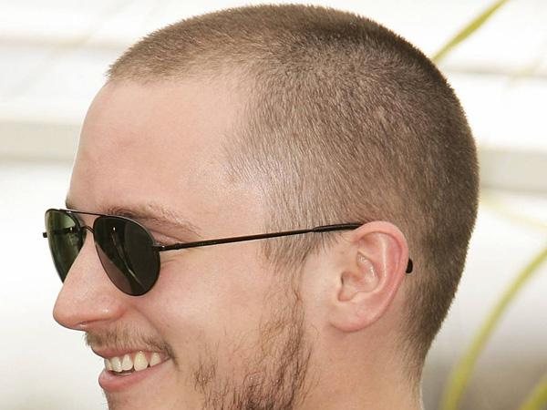 Hairstyles For Balding Men