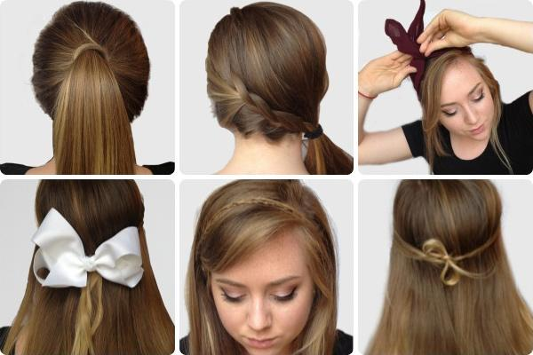 Hairstyles For Girls Medium Hair College