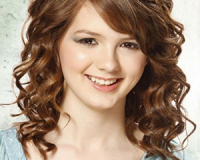 Hairstyles For Long Curly Hair Several Options Take Into Account