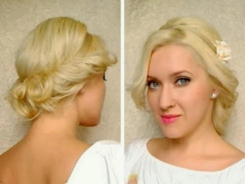 Hairstyles For Long Hair Updos Prom
