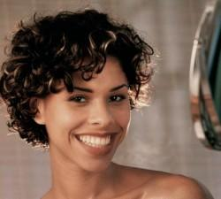 Hairstyles For Naturally Curly Hair Best Short Black