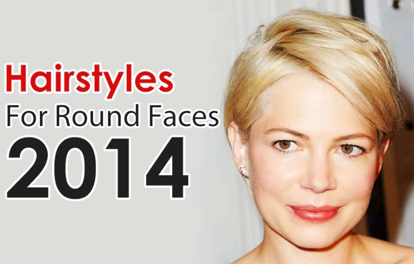 Hairstyles For Round Faces