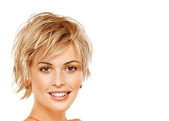 Hairstyles For Short Thin Hair Bob