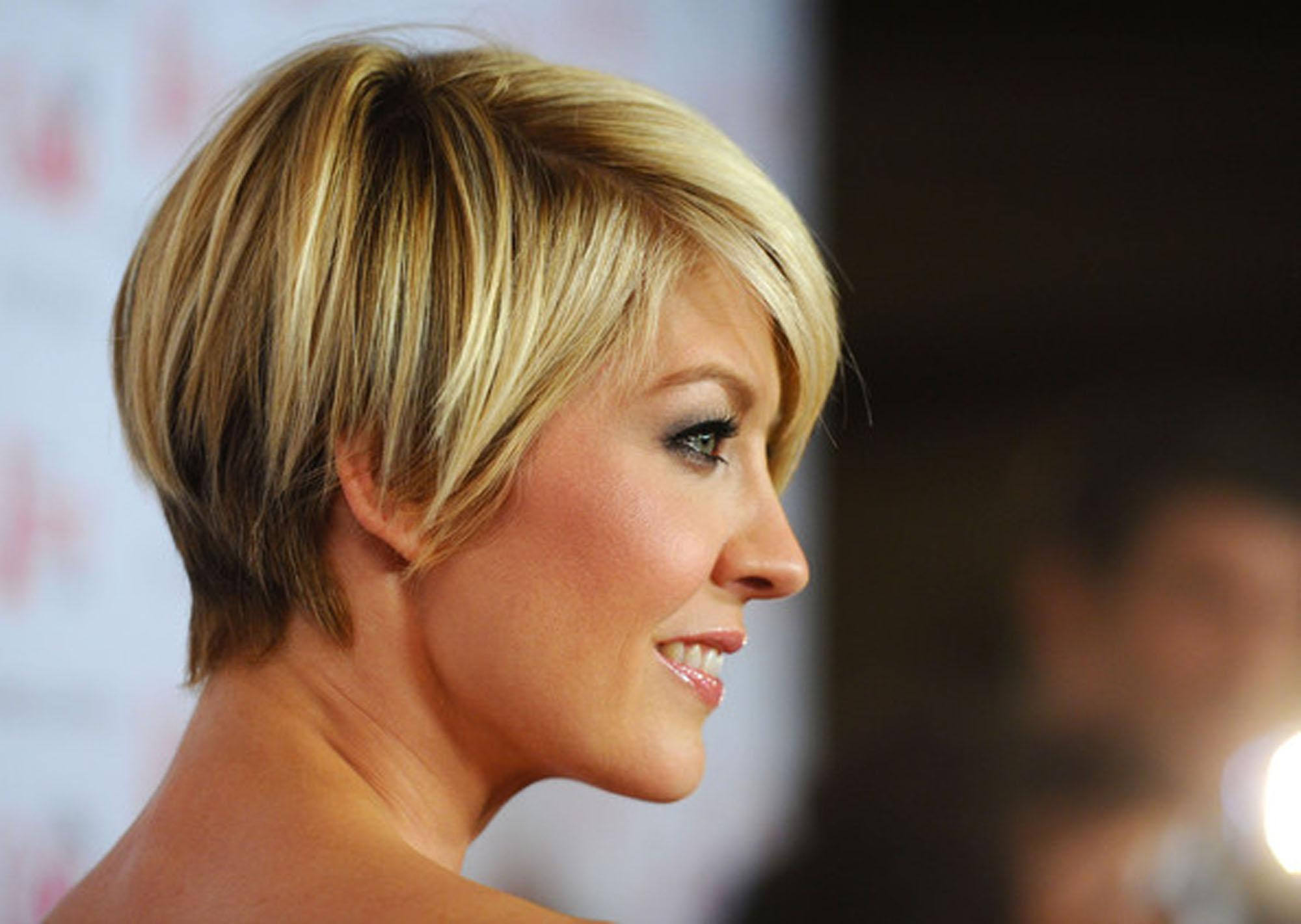 Hairstyles For Spring Celebrity Hair Short Ideas