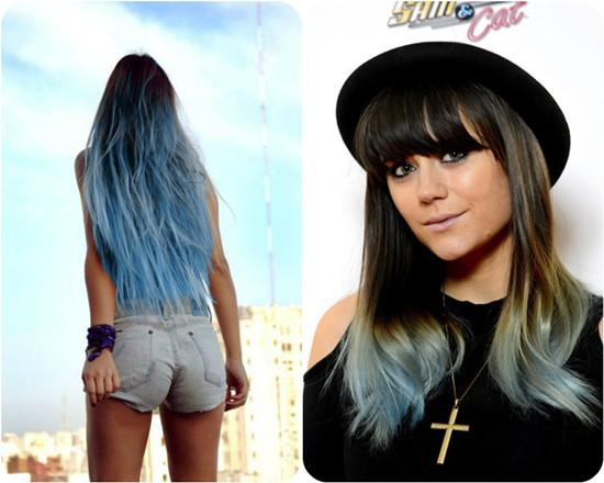 Hairstyles Hair Color Trends For Winter