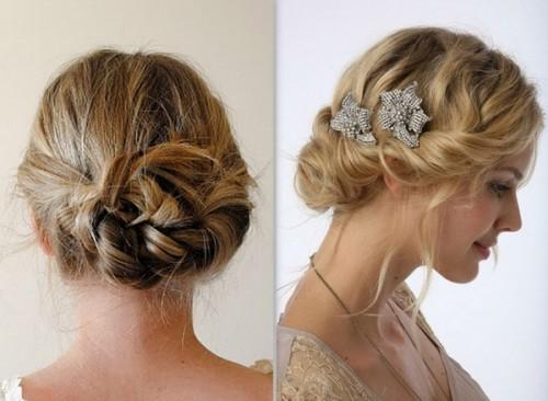 Have Some Hairstyles That You Could Use For Each Your Party
