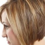 Highlighted Hairstyle