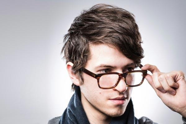 Hipster Hairstyle For Guys Long Hair