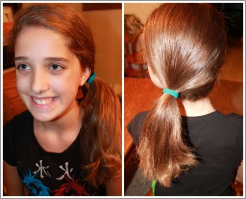 Home Easy Hairstyles Quick For High School