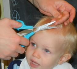 How Cut Baby Boy Hair