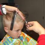How Cut Boys Hair Professional Way