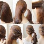 How Diy Cute Easy Hairstyles