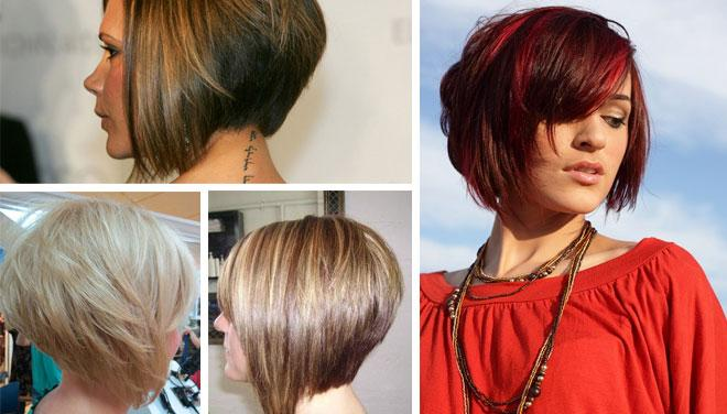 How Get Short Inverted Bob Hairstyles