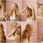 How Hairstyle Step