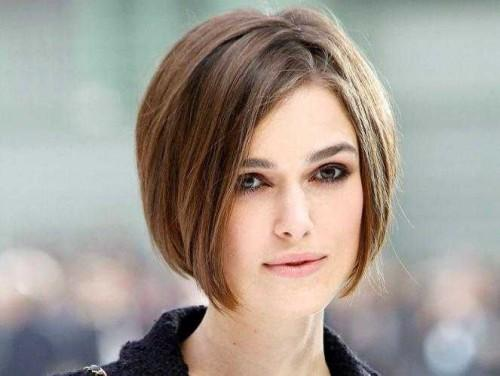 How Recommend Short Bob Haircuts For Round Faces Politely