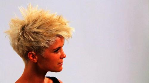 How Style Short Punk Hair Hairstyles