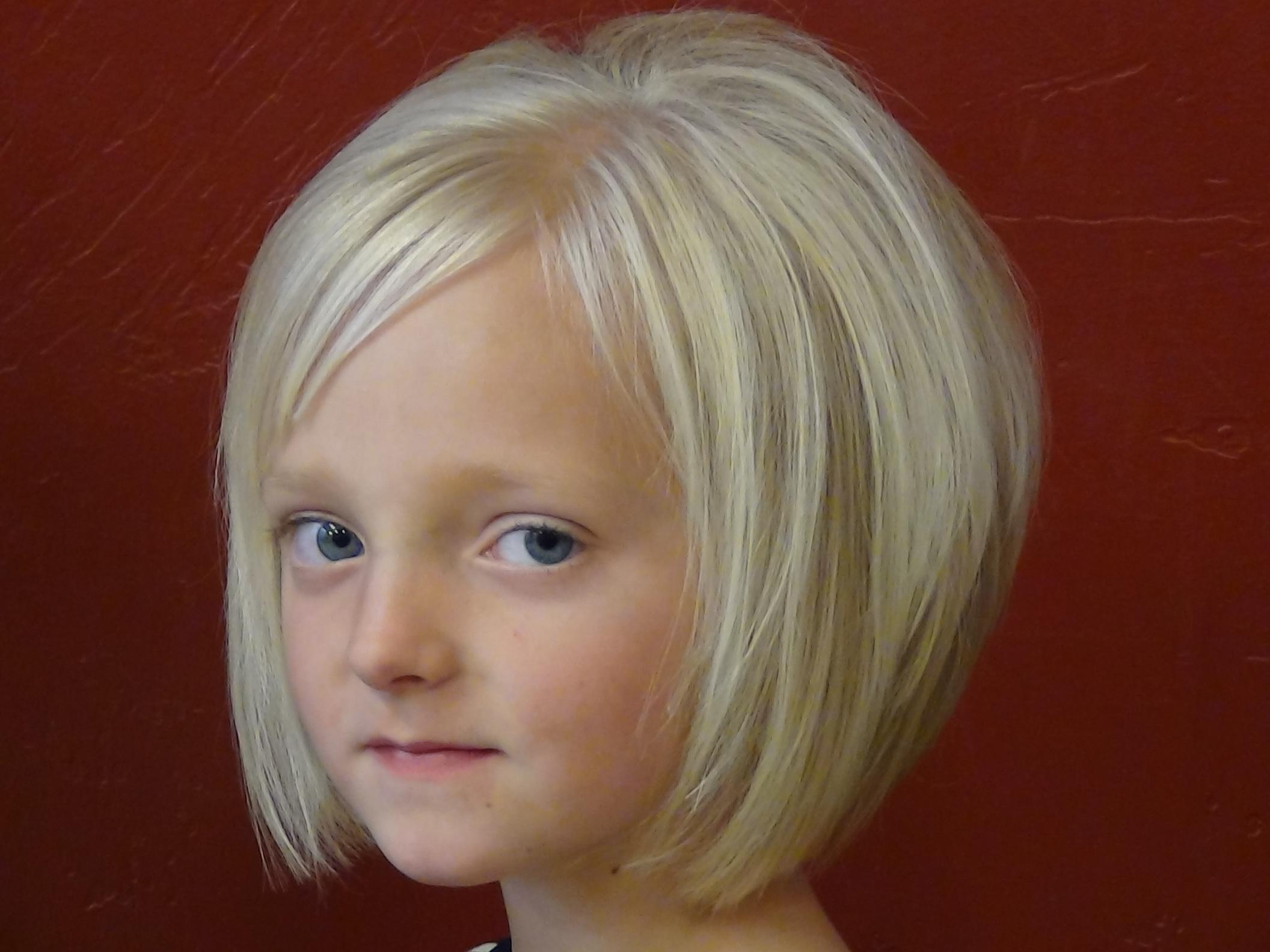 Incoming Calls Short Haircuts For Girls Little