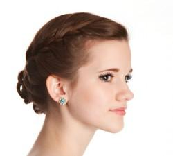 Intricate Braid Updo Hairstyles