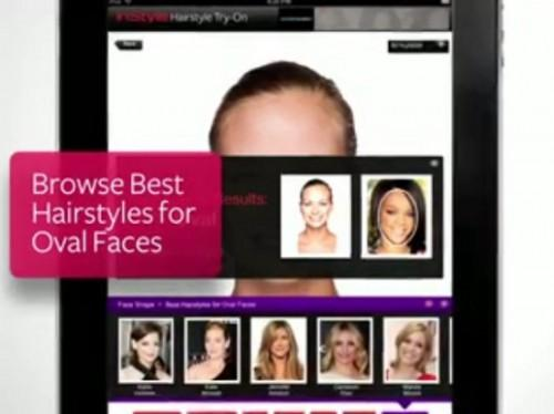 Ipad Hairstyle App Ultimate Try Different Hairstyles