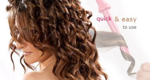 Its Not Just Curl Yogi Hair Produces
