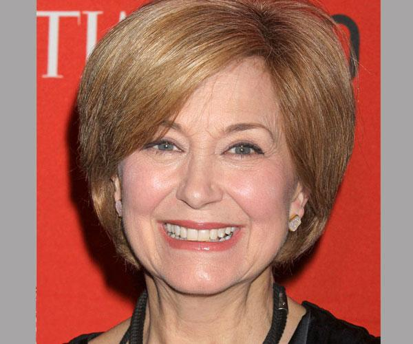 Jane Pauley Hairstyle