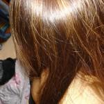 Japanese Dariya Palty Hair Dye Review Caramel Brown