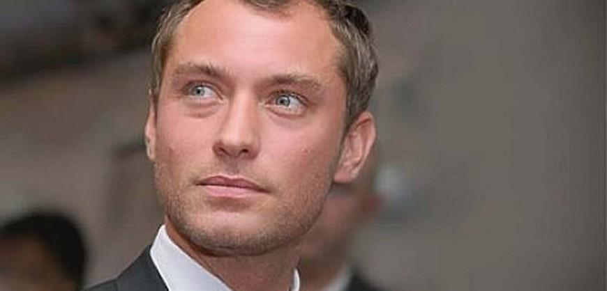 Jude Law Short Haircut For Receding Hairline | Sophie ...
