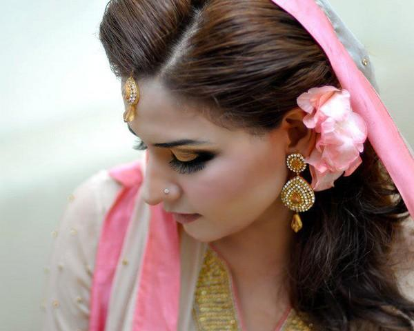 Latest Bridal Hairstyles Stylish Trend