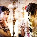 Latest Indian Bridal Hairstyle