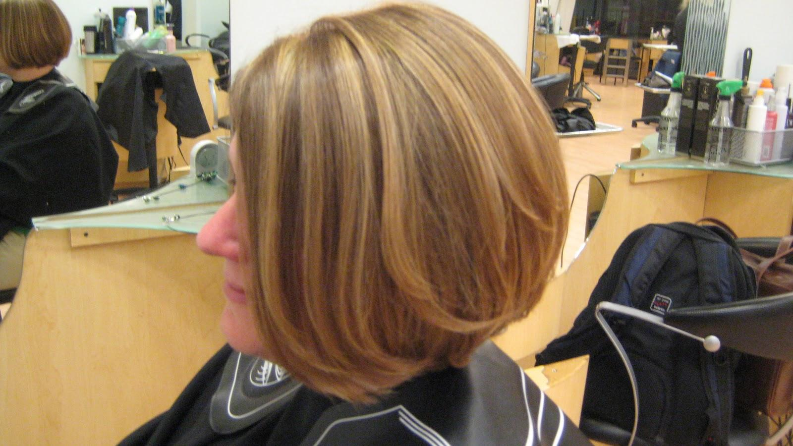Light Brown Hair Blonde Highlights Before After Pictures