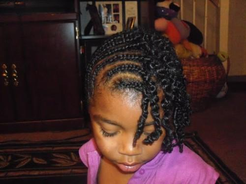 Little Black Girl Hairstyles For Shcool Wedding Short Hair Long