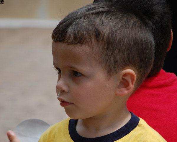 Little Boy Haircuts That Can Ignored