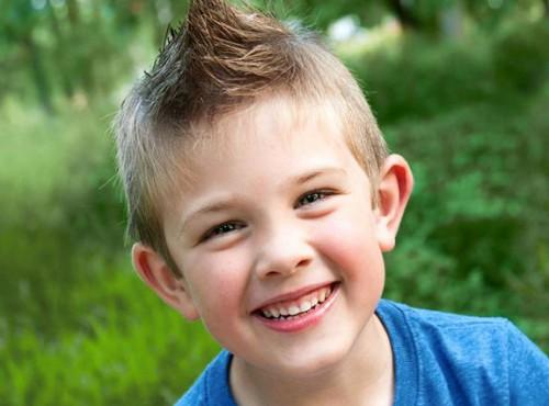 Little Boys Spiky Hairstyles
