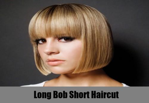 Long Bob Short Haircut