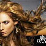 Long Golden Blonde Hair Color