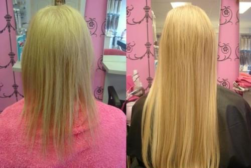 Long Hair Extensions You Can Make Different Interesting