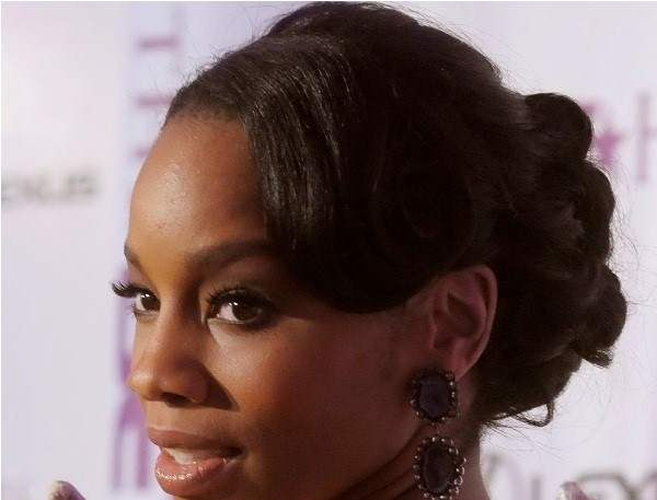 Long Hair Updos For Black People