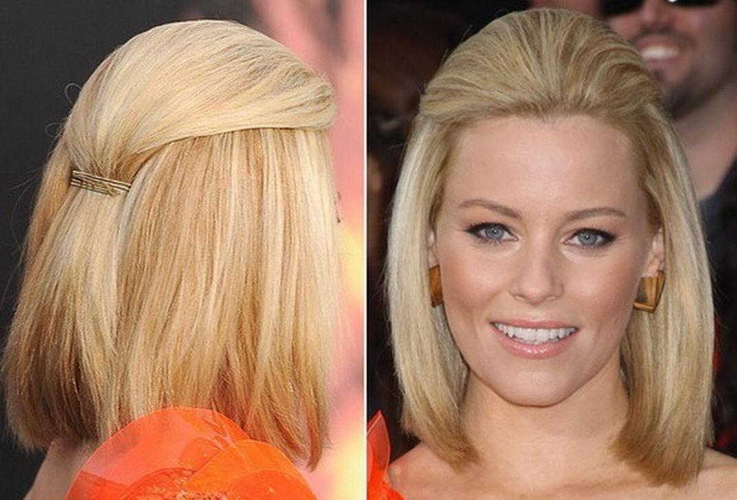 Long Pictures Hair Bob Hairstyles Back View