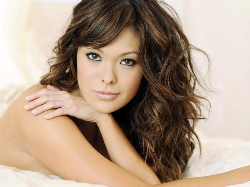 Long Wavy Hairstyles For Curly Hair Haircuts