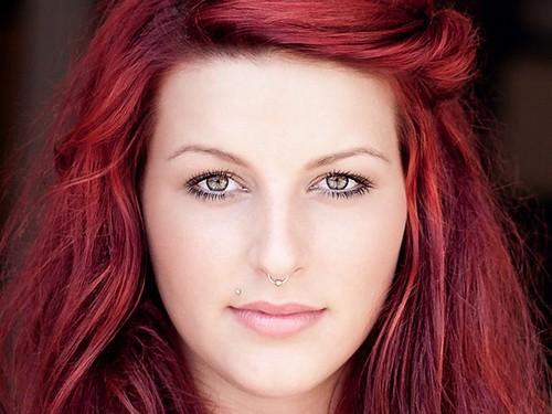 Look Amazing Dark Red Hair Like This Tophairstyle Info