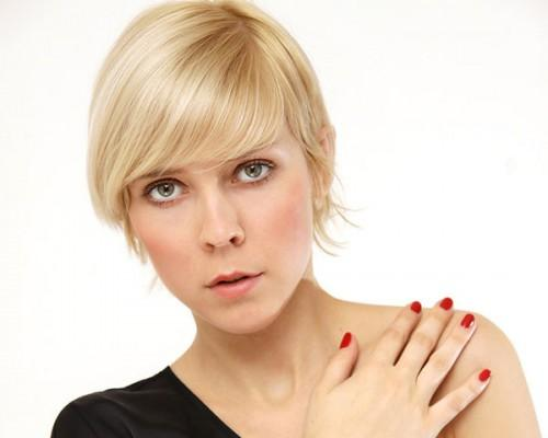 Marvelous Short Hairstyles For Oval Faces